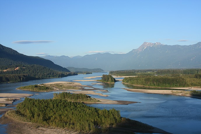 Fraser valley boating bc